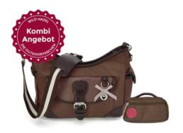 Das Kombi-Angebot von WILD HAZEL - Beutel Hazel + Hazel Bag small