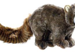 Hundespielzeug Wildlife Waschbär von Hunter bei WILD HAZEL