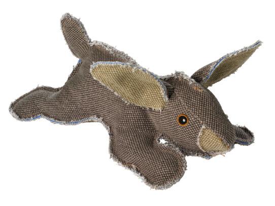 HUNTER Canvas Rabbit | Hundespielzeug bei WILD HAZEL