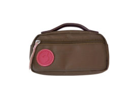Innentasche Hazel Bag small von WILD HAZEL in choco