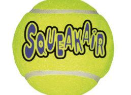 Kong Squeakair Tennisball