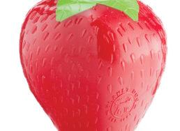 Planet Dog Orbee-Tuff Erdbeere bei WILD HAZEL