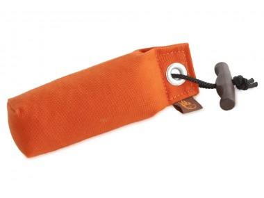Pocket Dummy 150g in orange von Firedog - Apportierspielzeug bei WILD HAZEL