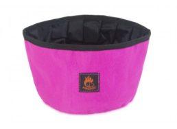 Firedog Reise Trinknapf in pink bei WILD HAZEL