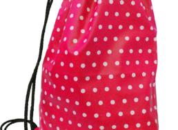 Schmutzbeutel von WILD HAZEL in pink für Schmutziges auf Spaziergängen
