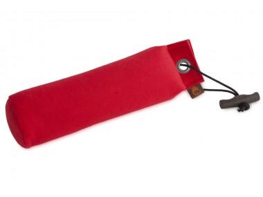 Standard Dummy 500 g in rot von Firedog - Apportierspielzeug bei WILD HAZEL