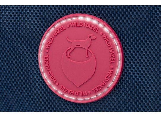 WILD HAZEL - LogoPatch mit reflektierendem Garn