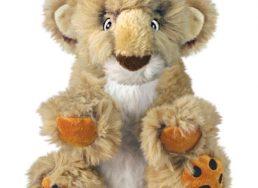 KONG-Comfort Kiddos Lion