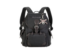 Wild Hazel _ Hazels Backpack_ black