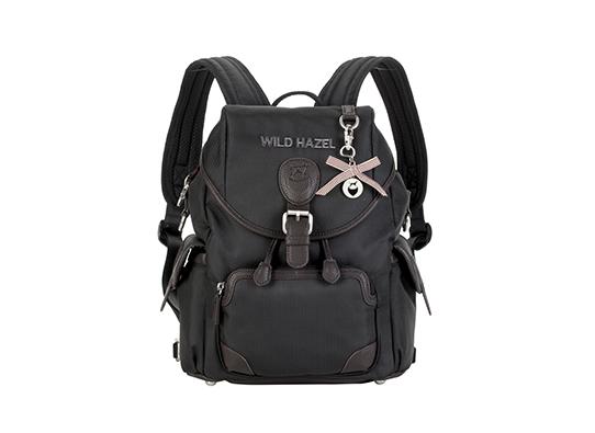 Wild Hazel _ Hazels Backpack_ black