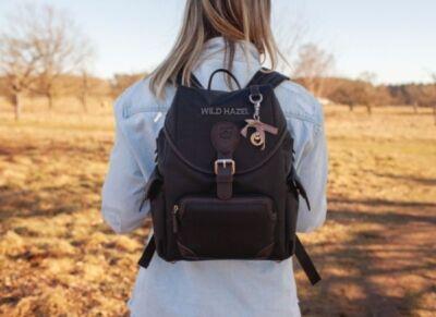Hazels Backpack _Black
